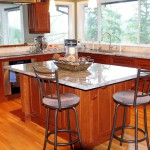 Brown Kitchen Center