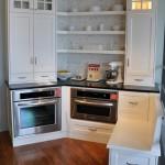 White Kitchen Showroom