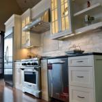 White Kitchen Showroom Full